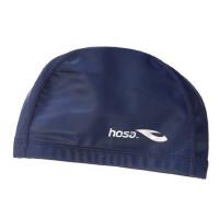 男士纯色防水泳帽 舒适护耳长发游泳帽 支持礼品卡支付