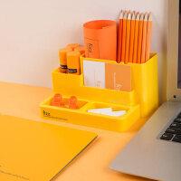 创意时尚韩国笔筒小清新多功能学生桌面文具收纳办公用品