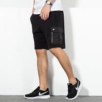NIKE耐克 男裤 运动五分裤休闲透气短裤 BV3117-010