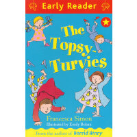 The Topsy-Turvies(Orion Early Reader) 颠倒一家 ISBN978144400512
