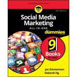 【预订】Social Media Marketing All-in-One For Dummies