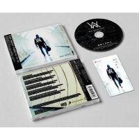 原装正版 挪威天才DJ Alan 艾伦沃克 Faded 迷失 CD+卡贴 音乐CD 车载