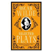 英文原版 奥斯卡・王尔德戏剧选 Alma经典文学 Oscar Wilde Selected Plays (Alma Cl