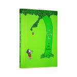 The Giving Tree 爱心树英文原版绘本 3 6岁 精装 Shel Silverstein 希尔弗斯坦 儿童