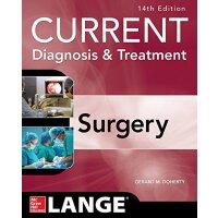 英文原版 现代医学诊断与治疗 外科手术 第14版 Current Diagnosis and Treatment Su