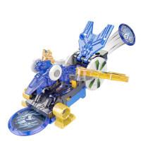 奥迪双钻暴力爆裂飞车3兽神合体2猎天魄男孩玩具4变形全套装备箱