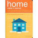 HOME OWNER'S MANL, THE(ISBN=9781594741036) 英文原版