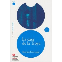 【预订】La Casa de la Troya [With CD]