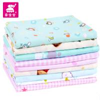 象宝宝 宝宝床单 婴儿床上用品 全棉可洗婴儿床床笠