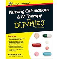 【预订】Nursing Calculations And Iv Therapy For Dummies - Uk Edi