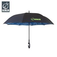 思凯乐反向晴空伞太阳伞女晴雨伞 两用迷你五折伞户外遮阳伞