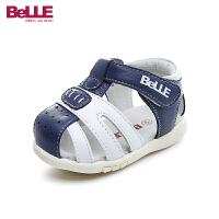 【119元任选2双】百丽Belle童鞋中小童鞋子特卖童鞋休闲鞋(5-12岁可选)CE5814