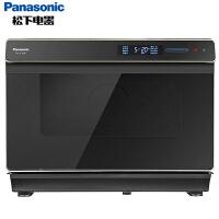 松下(Panasonic)家用蒸烤箱NU-SC300B 蒸烤煎炸发酵一体机 三段蒸汽 30L容量 NU-SC300