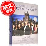 现货 唐顿庄园编年史 新的时代 英文原版 Chronicles of Downton Abb 经典英剧 唐顿庄园 克劳