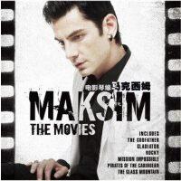 正版现货《马克西姆:电影琴缘》尽收当今热电影主题曲 CD