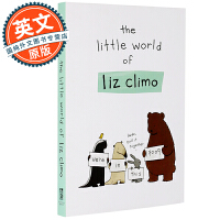 你今天真好看 英文原版 The Little World of Liz Climo 进口童书 儿童绘本 莉兹克里莫的小