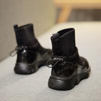 女童保暖儿童运动鞋男童休闲鞋