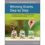 【预订】Winning Grants Step By Step 9781119547341
