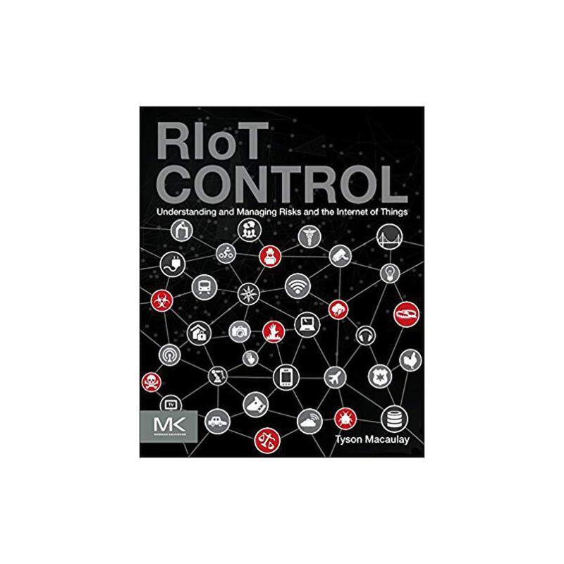 【预订】RIoT Control 9780124199712 美国库房发货,通常付款后3-5周到货!