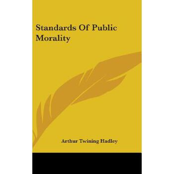 【预订】Standards of Public Morality 预订商品,需要1-3个月发货,非质量问题不接受退换货。