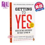 【中商原版】[英文原版]Getting to Yes: Negotiating Agreement Without G