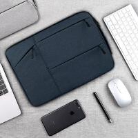 惠普Elite X2 1012 G2 12寸笔记本手提包平板电脑包商务保护皮套 深蓝【手提 轻薄 防摔】 12寸
