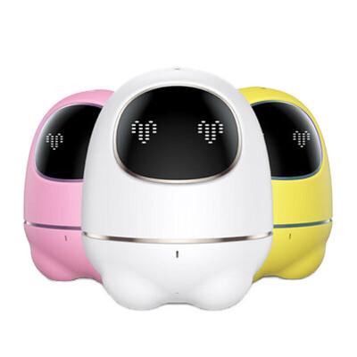 阿尔法小蛋智能机器人语音玩具儿童生日礼物 学习早教陪护 陪伴少年儿童快乐成长、开心学习