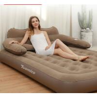 充气床垫家用户外加大充气床