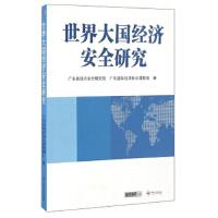 世界大国经济安全研究 9787306056481