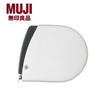 日本无印良品(MUJI)便携迷你小卷尺钢卷尺刻度金属尺 金属卷尺8mm*2m