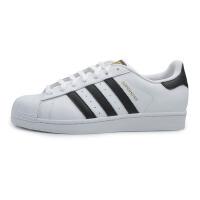 Adidas阿迪达斯男鞋女鞋 三叶草贝壳头运动休闲鞋 C77124