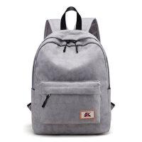 双肩包女包潮棉布包学院风背包学生书包休闲旅行包包