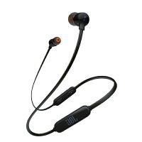 JBL T110BT蓝牙耳机无线入耳式耳机通用手机通话游戏重低音
