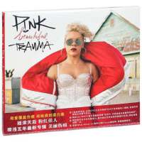 正版 粉�t佳人:美����痕 P!nk Pink Beautiful Trauma 唱片CD