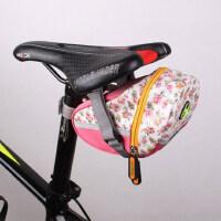 自行车包 自行车配件 死飞鞍座包 后座包 小巧 尾座垫包