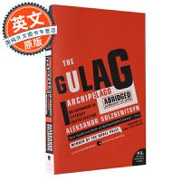 古拉格群岛 英文原版 The Gulag Archipelago 1918-1956 Abridged 索尔仁尼琴杰出