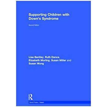 【预订】Supporting Children with Down's Syndrome 9781138914827 美国库房发货,通常付款后3-5周到货!
