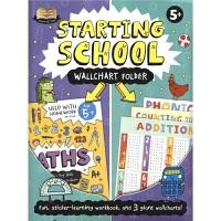 Help With Homework Starting School Wallchart Folder 儿童数学启蒙练习