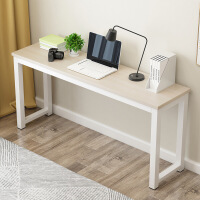 【一件3折】电脑桌台式家用卧室现代简约单人简易办公桌多功能钢木写字台书桌