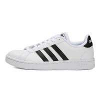 Adidas阿迪达斯女鞋NEO运动休闲鞋低帮板鞋F36483