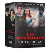 Les Miserables 悲惨世界 英文原版小说 电视剧版 浪漫主义文学经典名著 维克多雨果 Victor Hugo