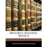 【预订】Brooks's Readers, Book 6