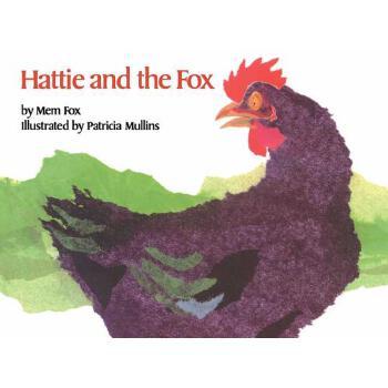 【预订】Hattie and the Fox 预订商品,需要1-3个月发货,非质量问题不接受退换货。