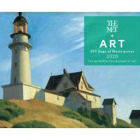 【现货】英文原版 2020年大都会艺术台历 每天一页 Art: 365 Days of Masterpieces 20