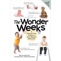 英文原版 奇迹周 揭示宝宝每周成长指南 The Wonder Weeks: A Stress-Free Guide t