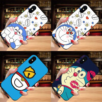 苹果x手机壳哆啦A梦iphone6s软套5se软苹果8plus硅胶可爱7卡通女 iphone8plus 请留言编号
