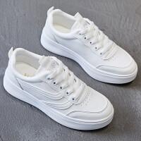 女鞋春夏款小白鞋女学生板鞋女内增高松糕底休闲鞋女百搭韩版潮鞋