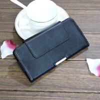 苹果iphone7腰挂皮套穿皮带手机套plus挂腰包5.5英寸4通用手机壳