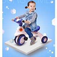 儿童三轮车手推车脚踏车宝宝脚蹬车子婴儿幼童自行车