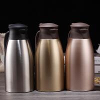 不锈钢保温壶大容量家用保温瓶热水瓶暖水壶暖壶暖瓶2l升